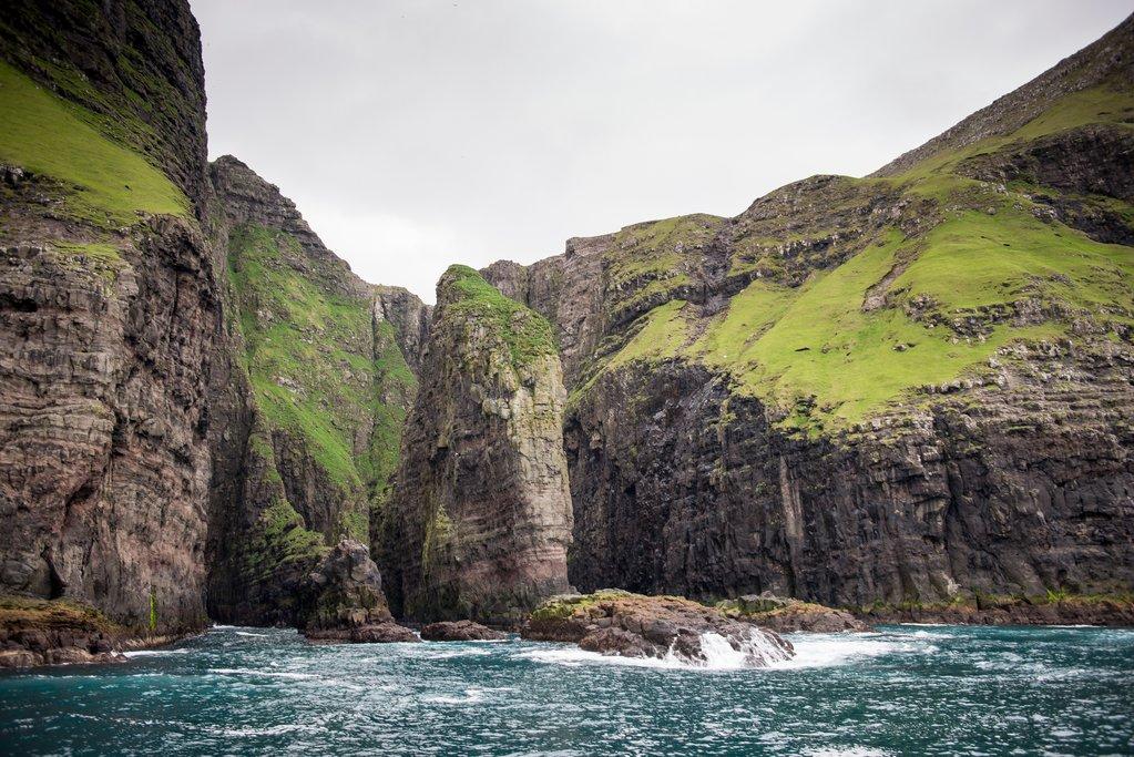 Vestmanna Cliff