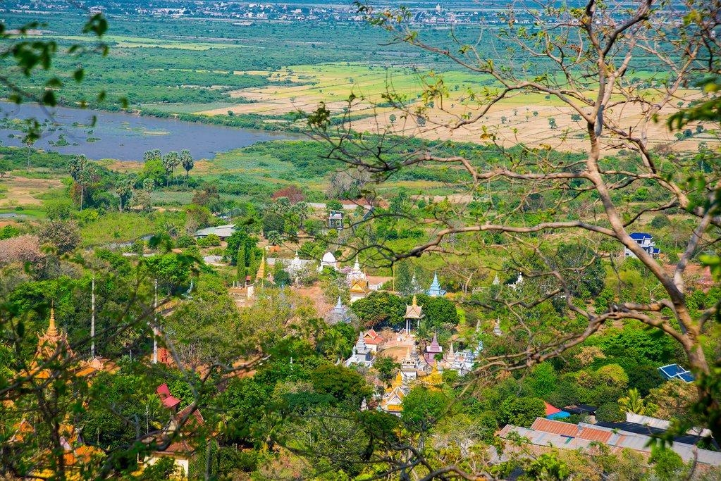 Explore Cambodia's historic capital, Udong