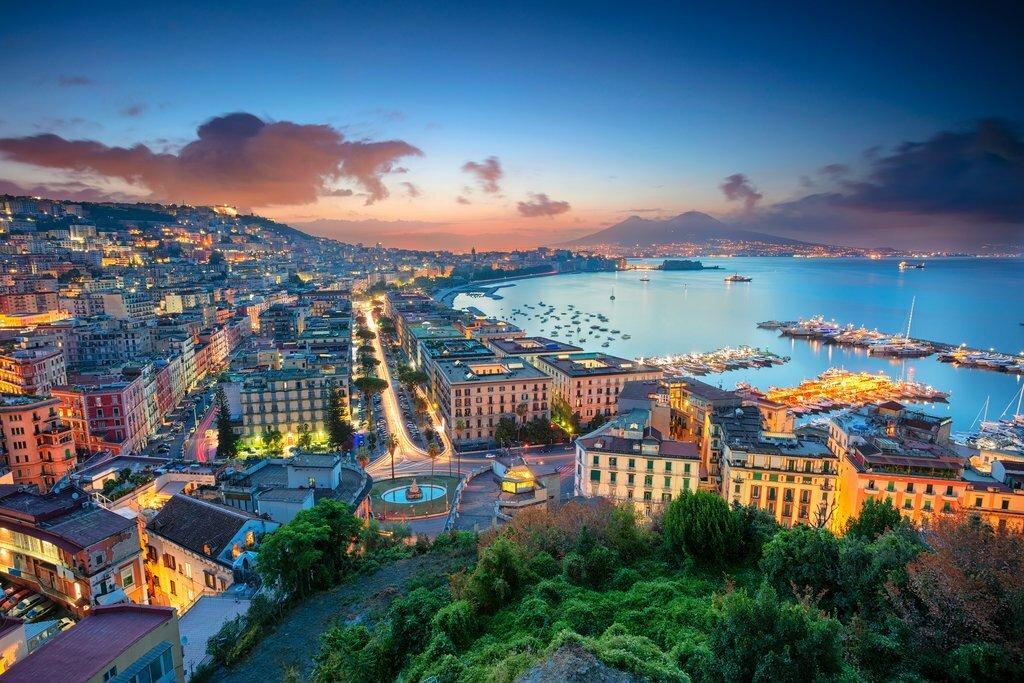 Naples at Sunrise
