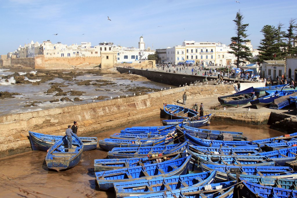 How to Get from Marrakech to Essaouira