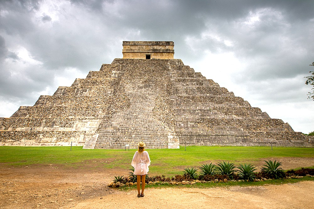 Archaeological site of Chichen Itza