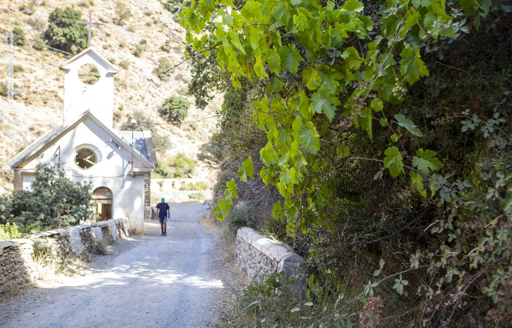 Hiking in the Las Alpujarras Mountains