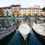 Historic Port of Peschiera del Garda