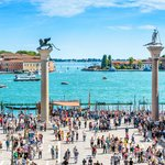 Piazza San Marco embankment