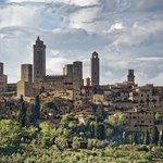 San Gimignano's skyline