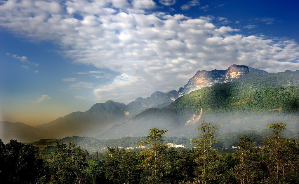 Holy Mt. Emei