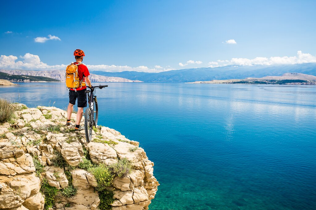 Discover Croatia with an active excursion