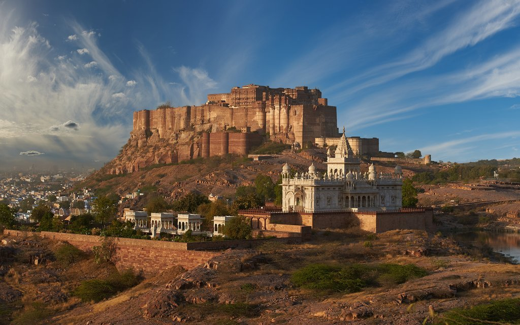 Mehrangarh Fort of Jodhpur