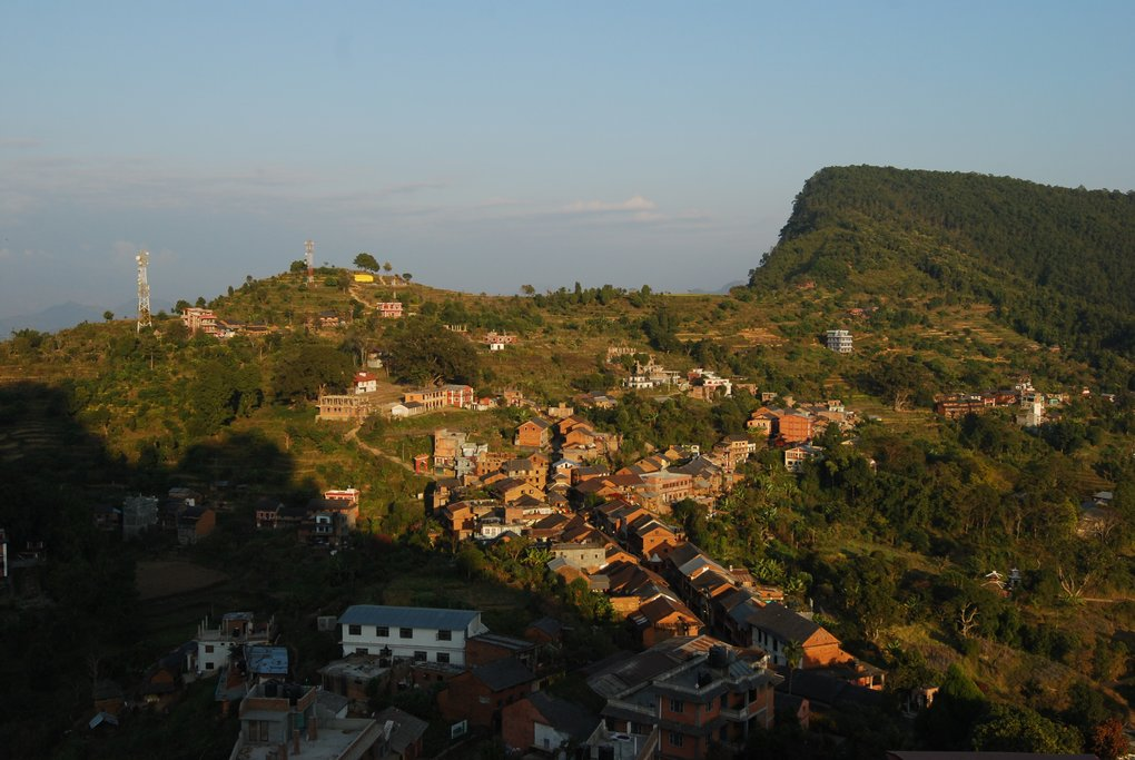 The village of Bandipur