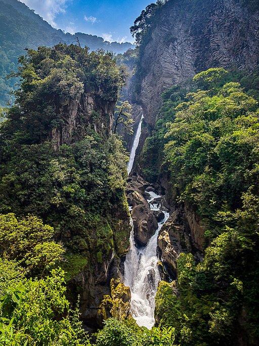 Devil´s Pot Waterfall