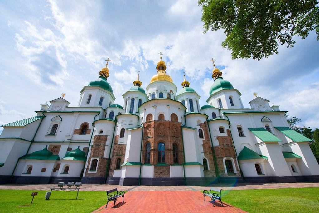 Ukraine - Kiev - St. Sophia Cathedral