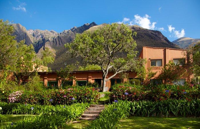 Hacienda Huayocarri