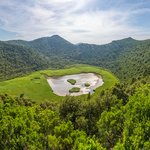 A source of freshwater on Mljet