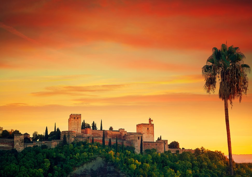 How to Get from Córdoba to Granada