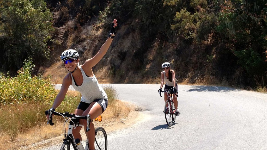 Cycle scenic country routes to Paso Robles