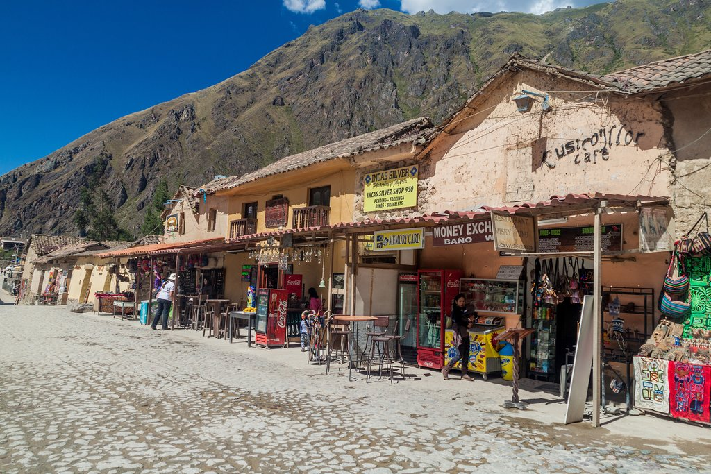 How to Get from Lima to Ollantaytambo