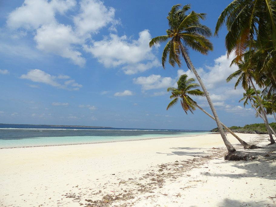 Make your way down to Bira for a few days of beach r&r