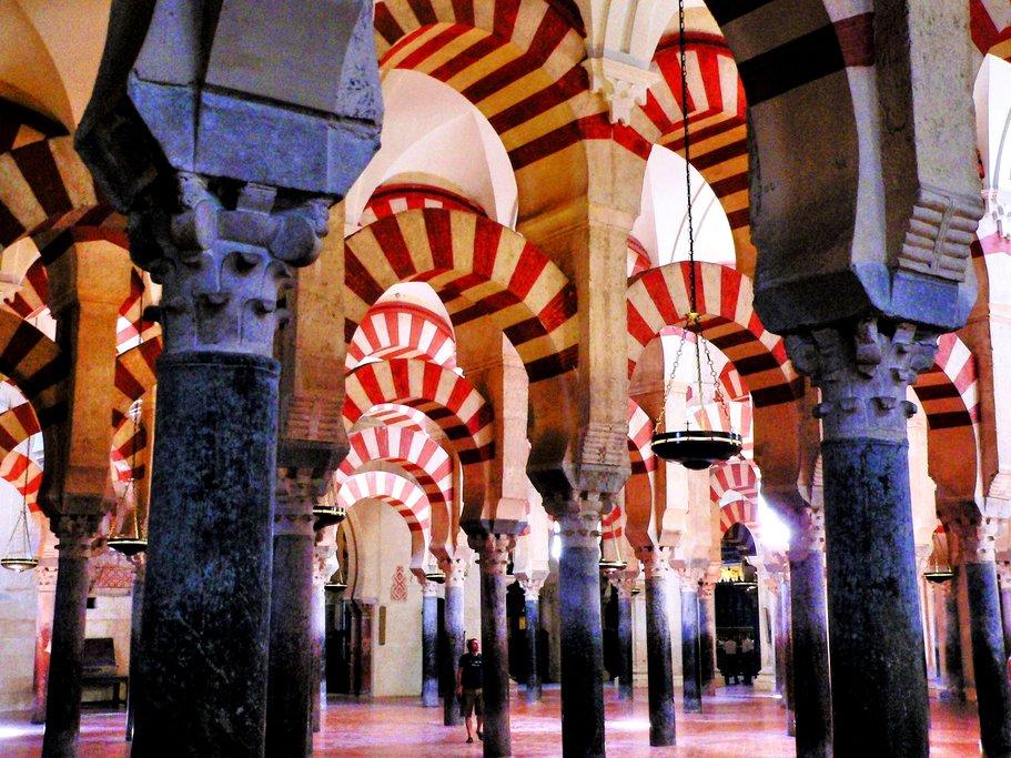 Cordoba's famous Mezquita