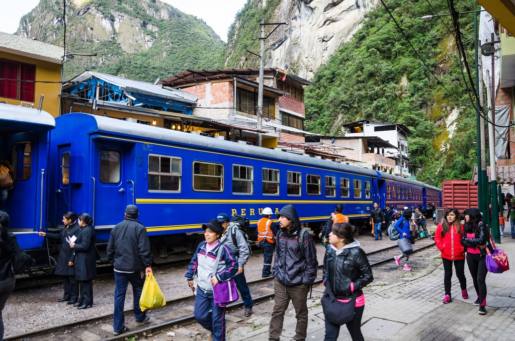 How to Get from Lima to Aguas Calientes