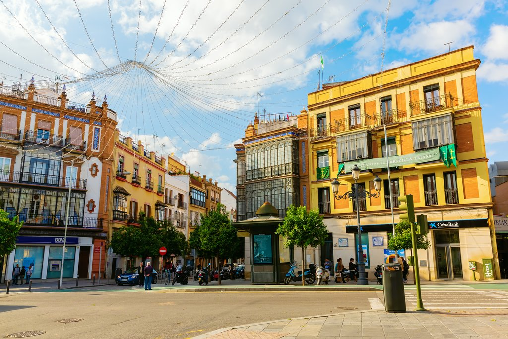Explore Seville at your own pace