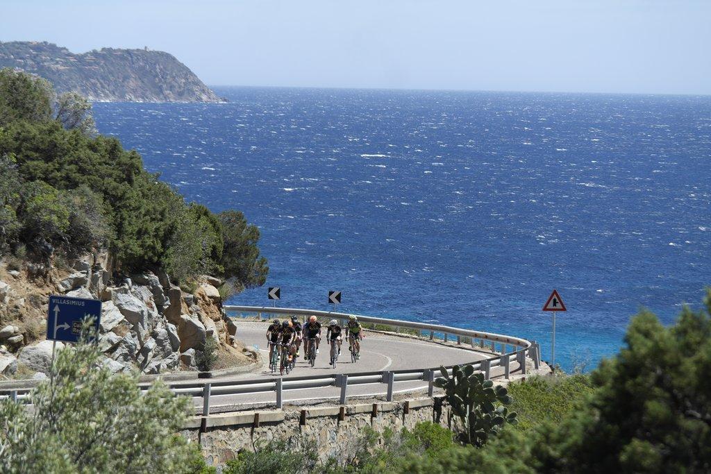 Ride Villasimius to Cagliari
