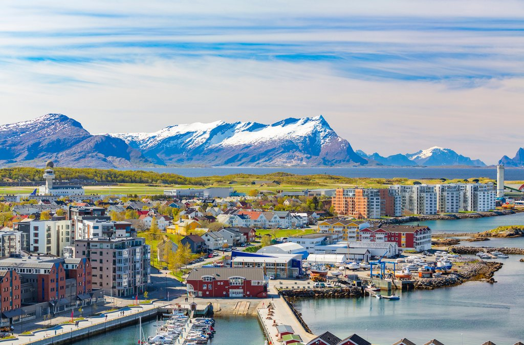 Bodø will be your last stop of the tour