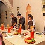 Cooking class Essaouira Madada