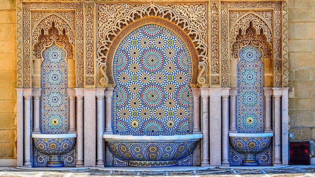 Classic Moroccan Mosaics