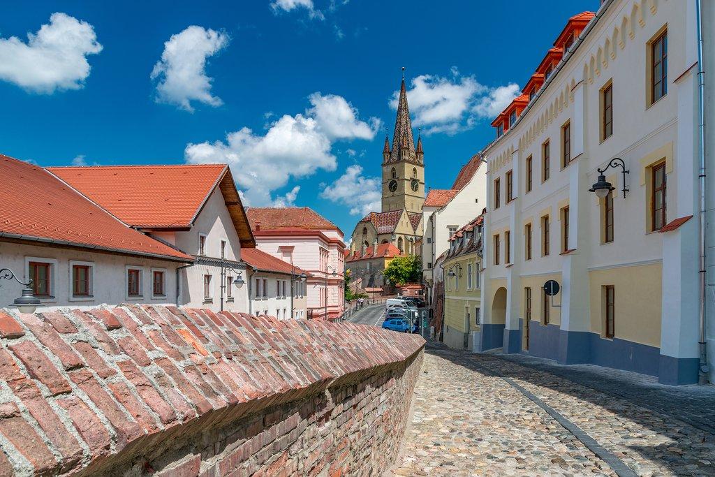 Sibiu streets