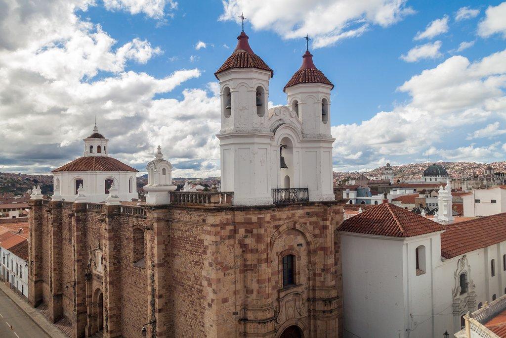 Bolivia - Sucre - Convento de San Felipe Neri