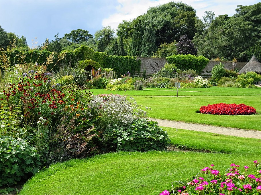 Gardens in Enniskerry