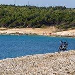Explore Kamenjak peninsula by bike