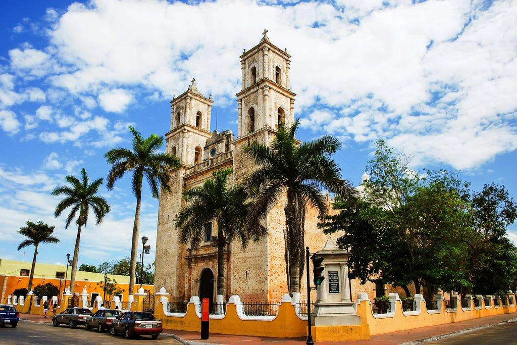 Mexico - Cathedral de San Gervasio, Valladolid
