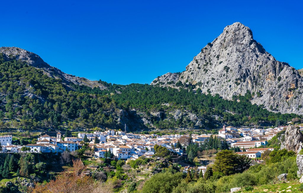 Grazalema's Picturesque Surroundings