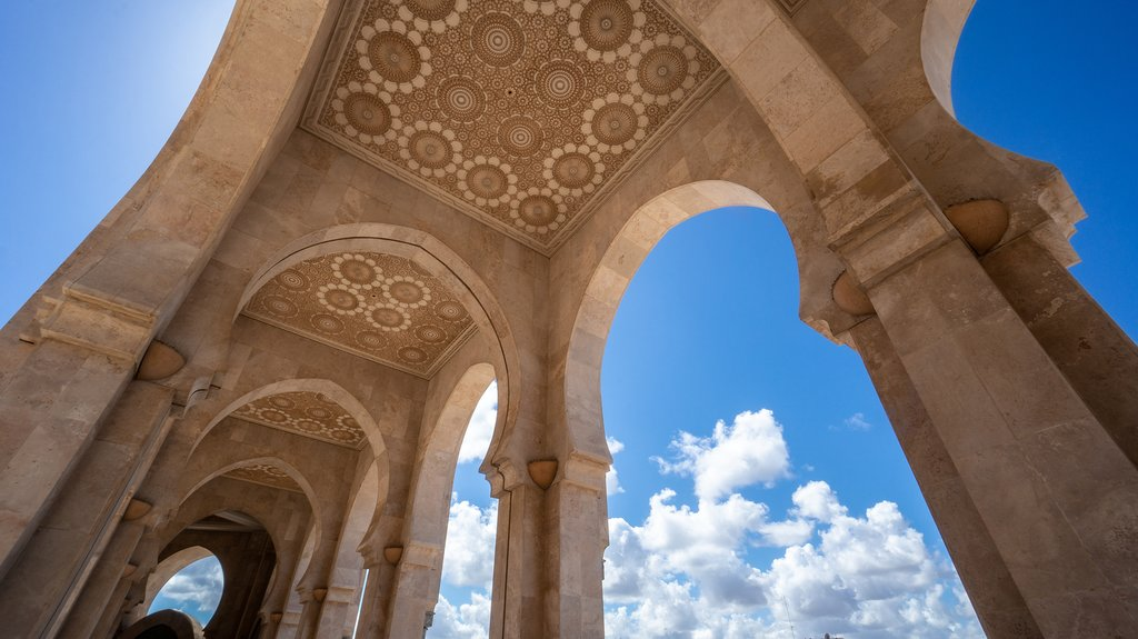 Exploring Hassan II Mosque in Casablanca, Morocco