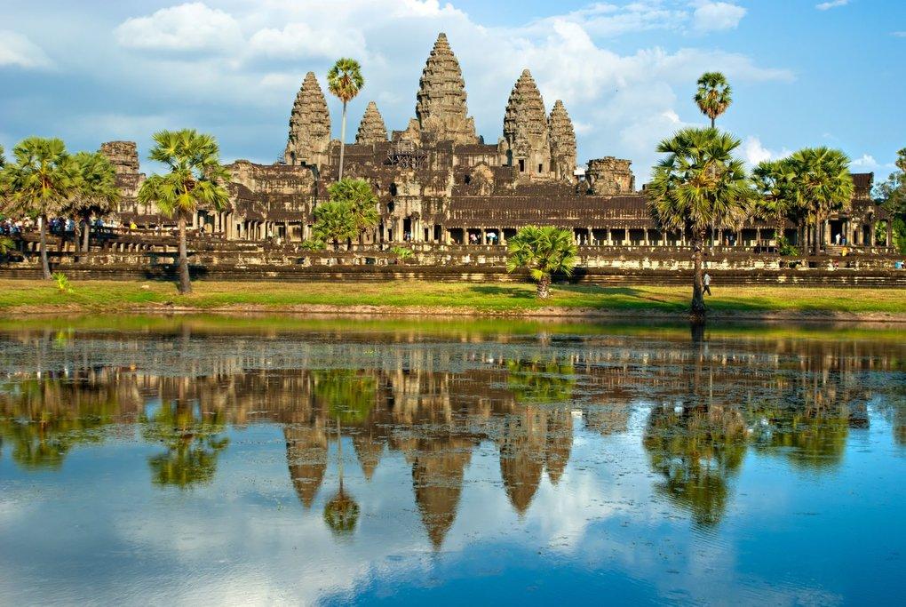 Angkor Wat in all its splendour
