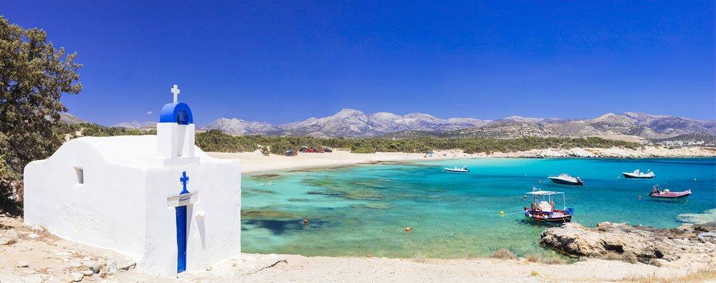 Aliko Beach, Naxos