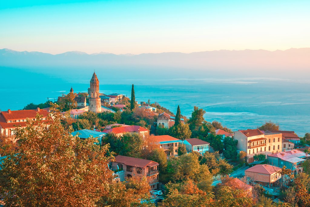 Sighnaghi, the