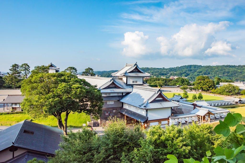 Traditional Houses of Kanazawa, Japan