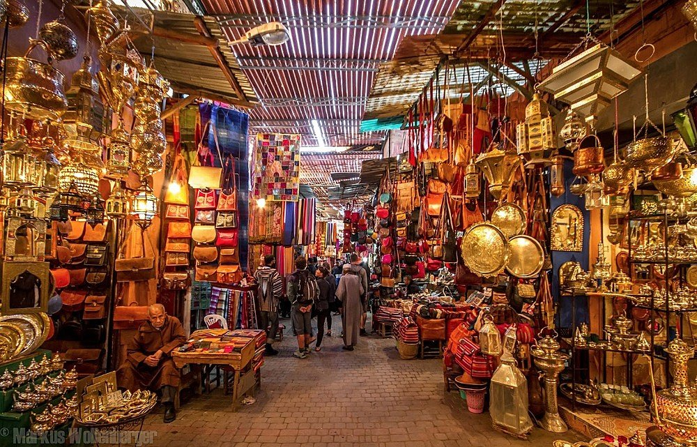 Markets of Fes