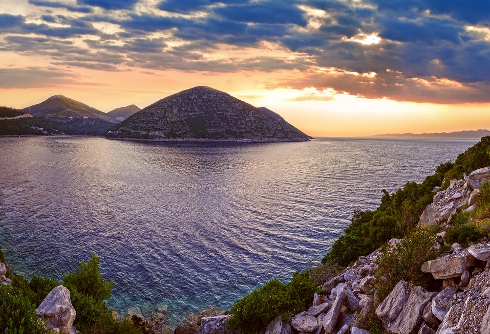 Sunset Views on Pelješac Peninsula