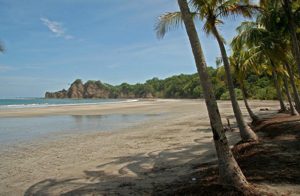 Playa Carillo in Nosara, Costa Rica
