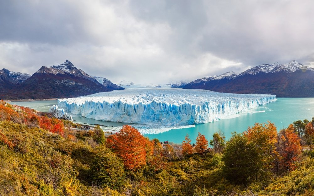 The Southern Patagonian Ice Field