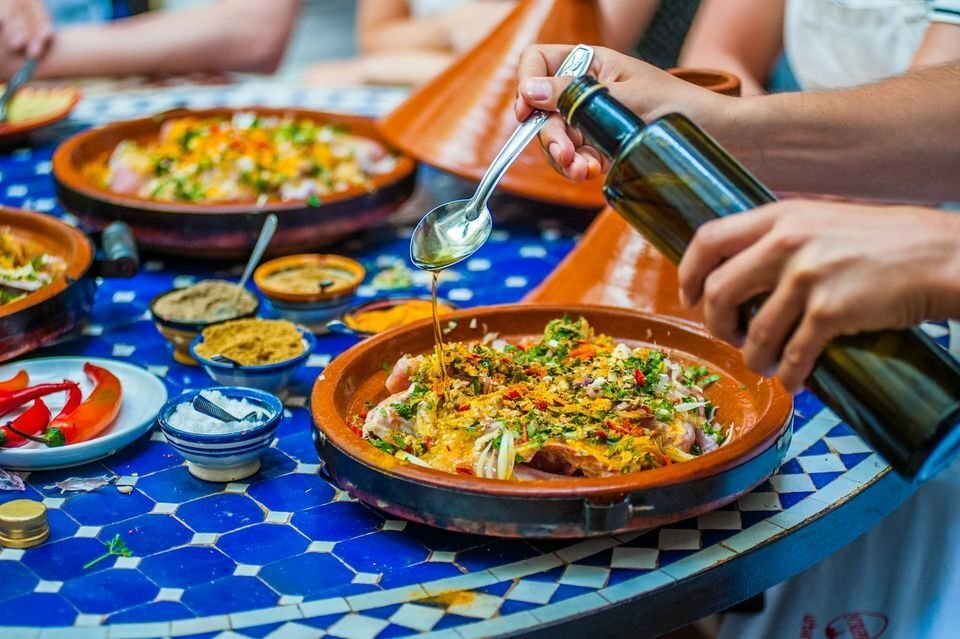 Delicious and World-Famous Moroccan Cuisine