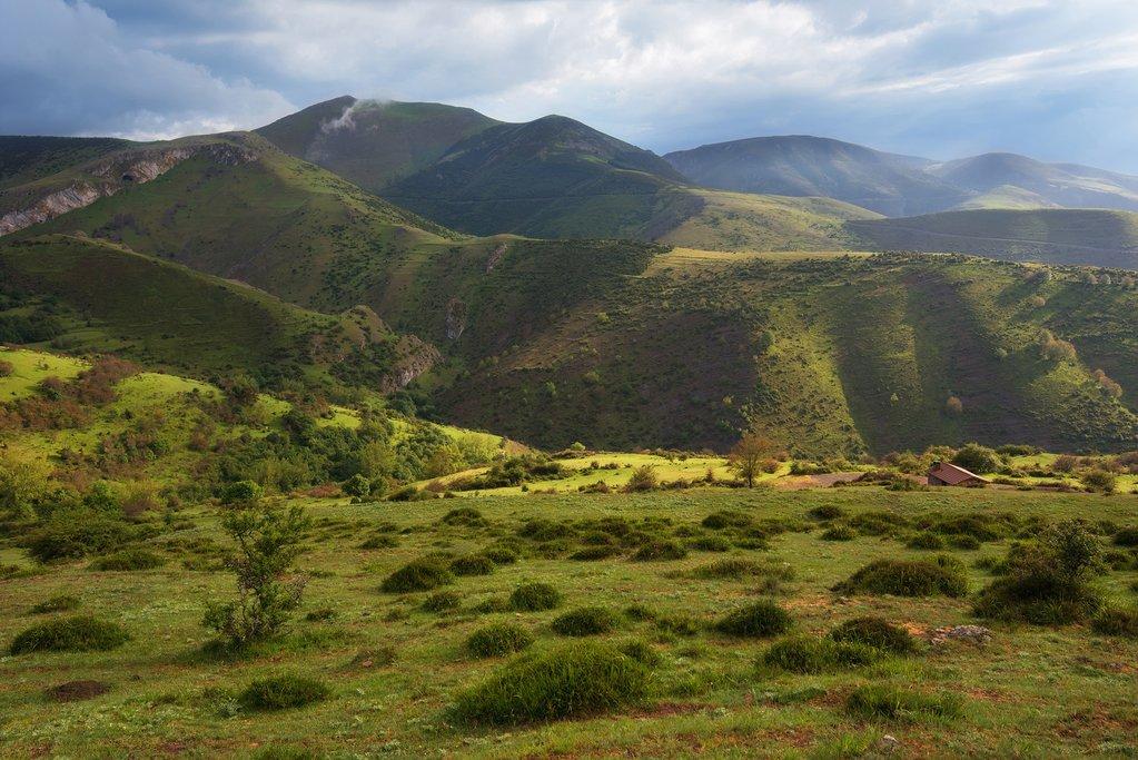 Landscape of La Rioja