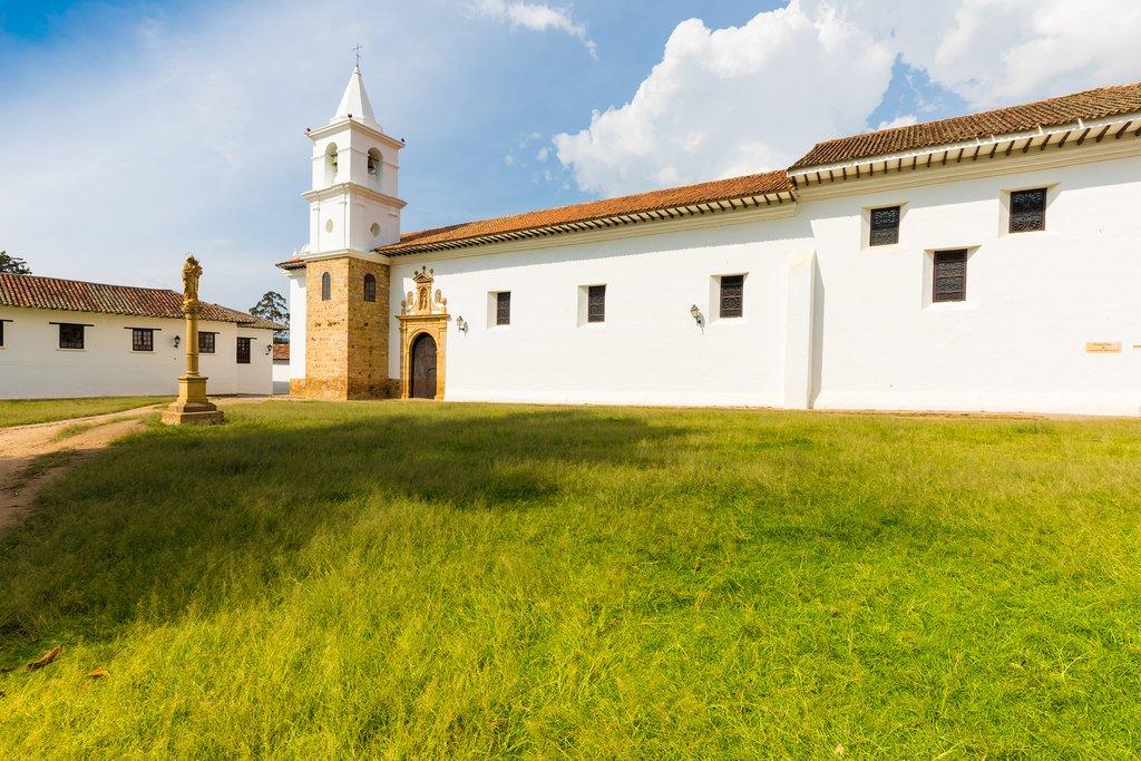 Monastery, Villa de Leyva
