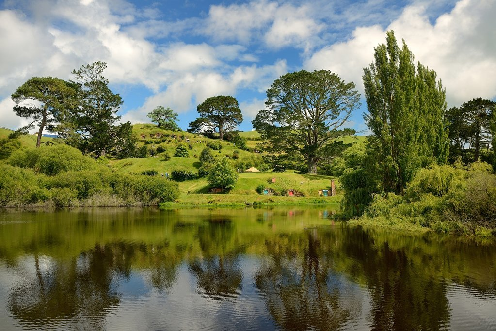 Middle Earth Landscapes in Matamata