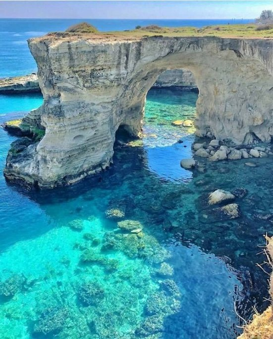 The Salento Coast