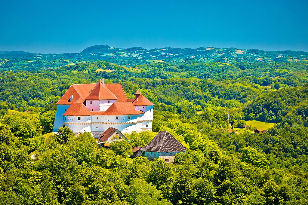 Veliki Tabor castle, Zagorje region