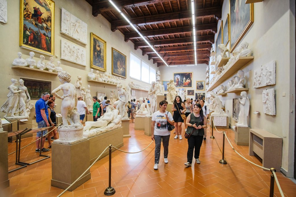 Museum of Florence Academy of Fine Arts